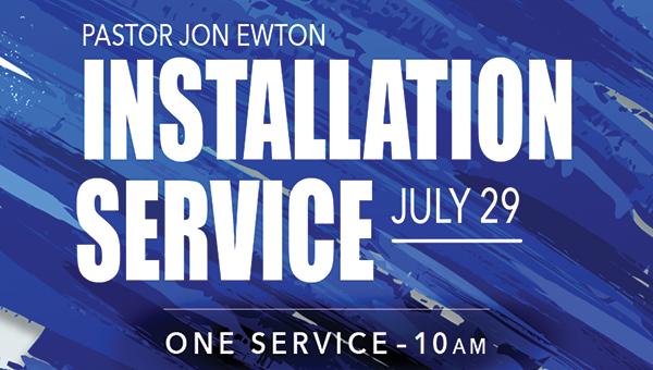 Jon Ewton Installation Service