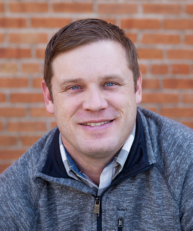 Jon Ewton, Senior Pastor