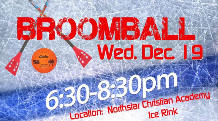 broomball - student ministry
