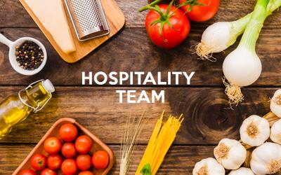 LCC Hospitality Team