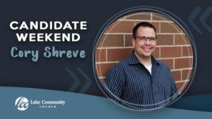 Cory Shreve