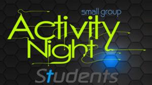 Youth Activity Night