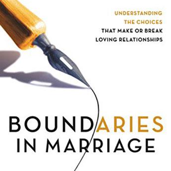 Boundaries Marriage