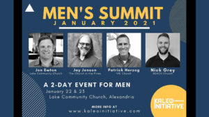 Men's Retreat January 2021