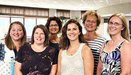 Women's Ministry Team